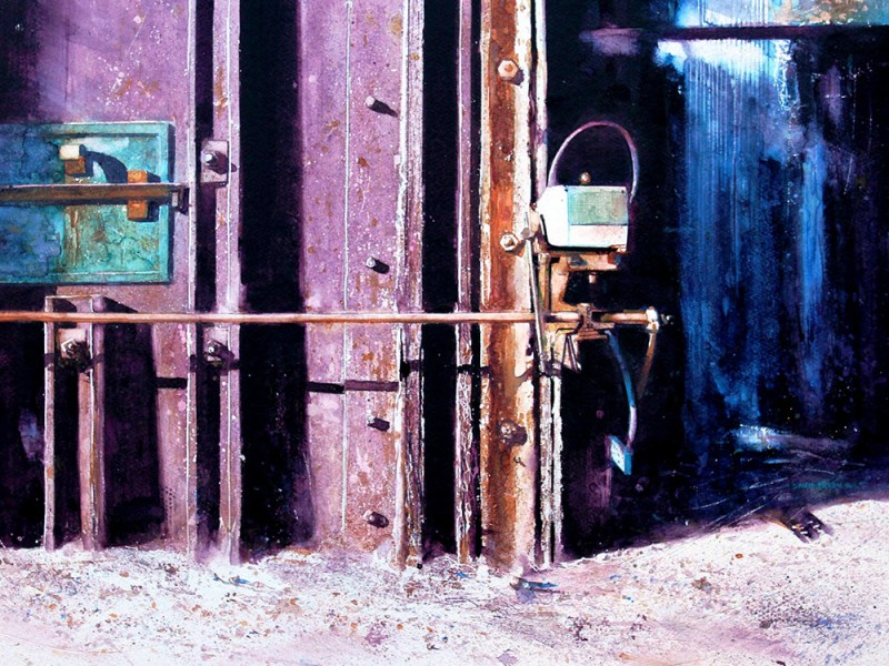 Foundry Doors