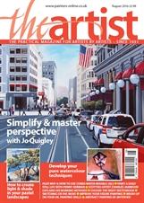 Artist Magazine UK