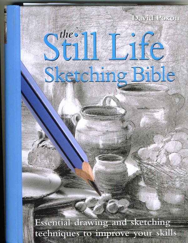 David Poxon Still Life Drawing Book