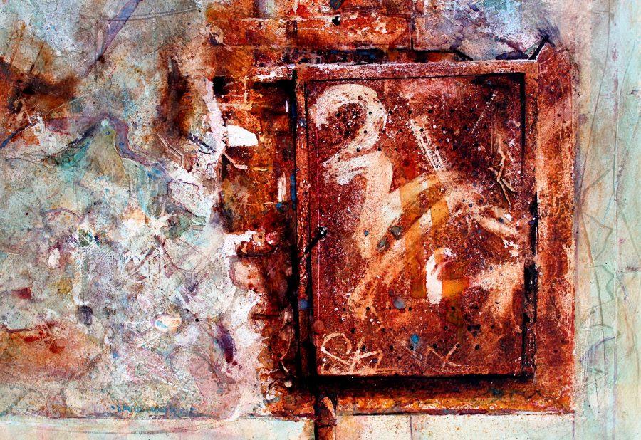 Hiding Place England, By David Poxon