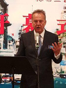 David Poxon at Shanghai China Art Museum 2017