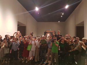 Shanghai China Art Museum Press call for David Poxon & Alvaro in Shanghaim 2017