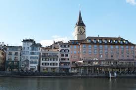 Zurich Watercolour 2019