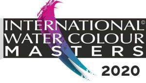IWM2020 LOGO, International Watercolour Masters 2020