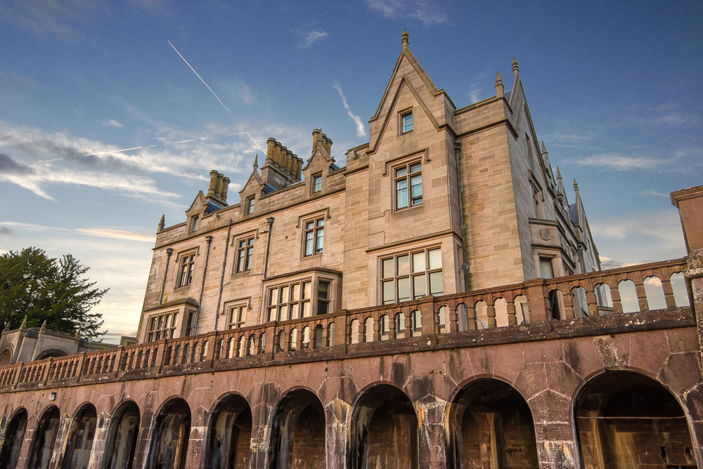 Lilleshall Hall England is the venue for the International Watercolour Masters Exhibition in May 2020