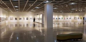 Incheon Art Centre International Master David Poxon in Korea IWM in Korea